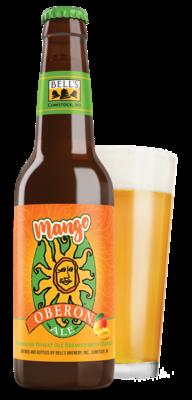 Bells Mango Oberon Pale Wheat Ale