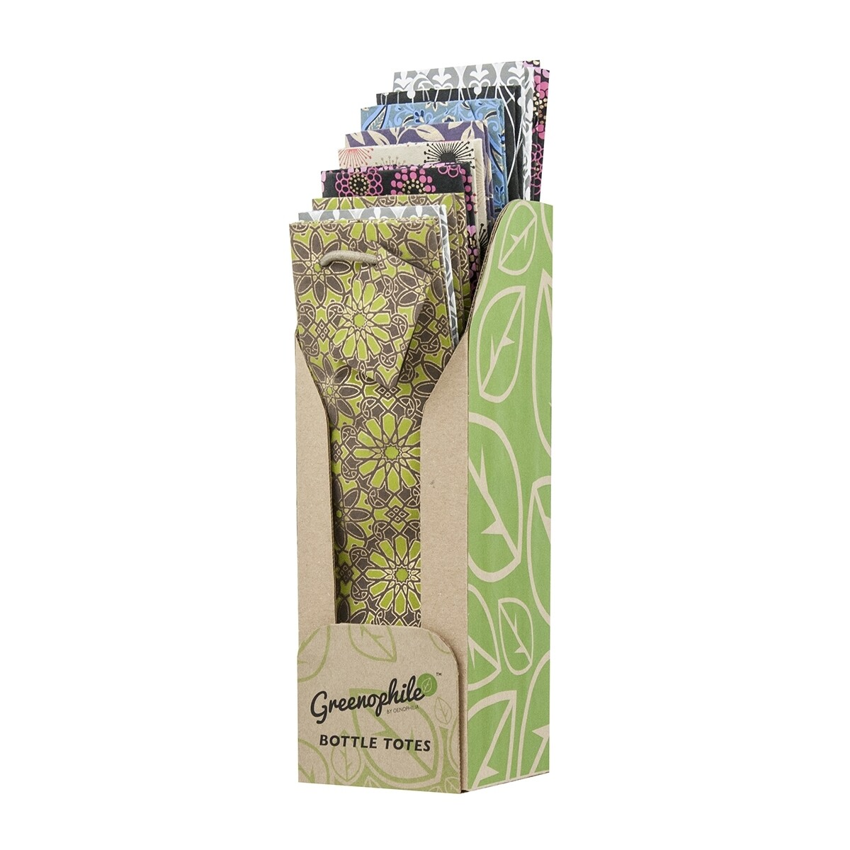 Greenophile Recycled Bottle Totes