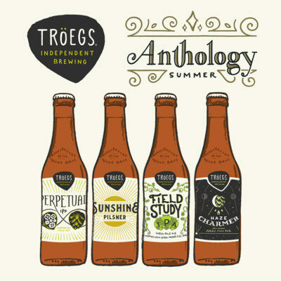 Troegs Anthology Summer Sampler