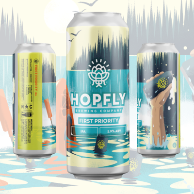 Hopfly First Priority IPA
