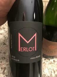 Domaine Amido Merlot 2019