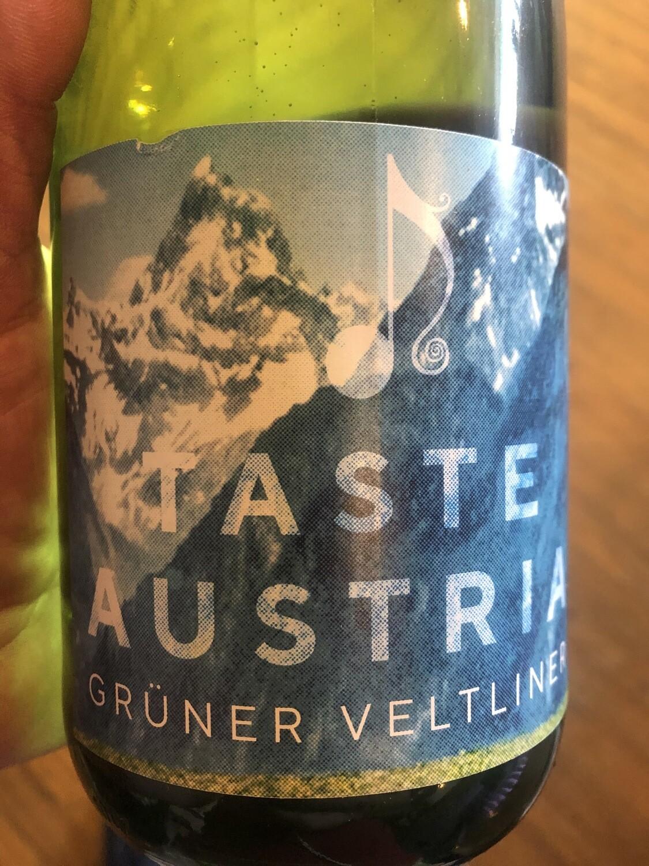 Minkowitsch Taste Austria Gruner Veltliner 1L 2020