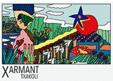2019 Artomana Txakolina 'Xarmant'