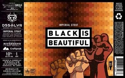 Dssolvr Black is Beautiful