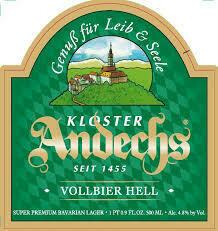 Andechs Vollbier Hell Lager