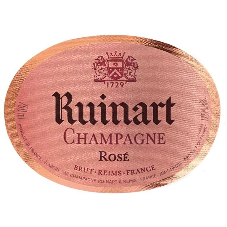 Ruinart Rose' Champagne Brut NV
