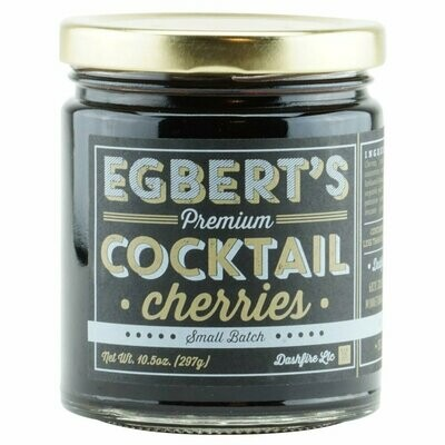 Dashfire Egbert's Premium Cocktail Cherries 10.5oz