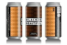 NoDa Black is Beautiful Dark Pilsner