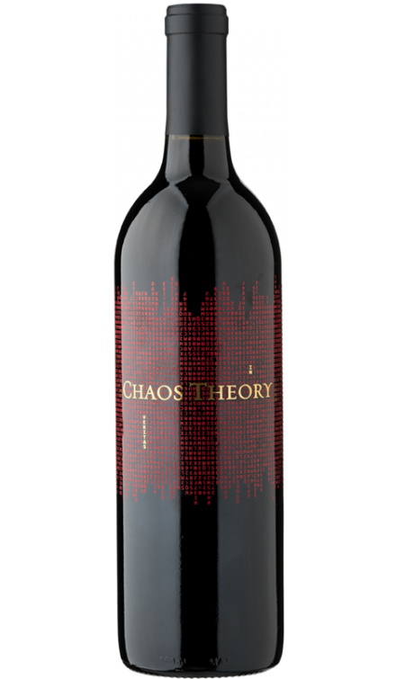 2018 Brown Estate 'Chaos Theory' Proprietary Red