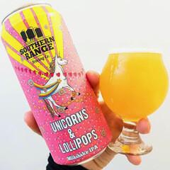 Southern Range Unicorns & Lollipops NEIPA
