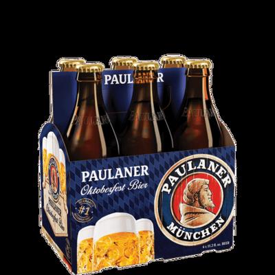 Paulaner Oktoberfest Bier 6pk