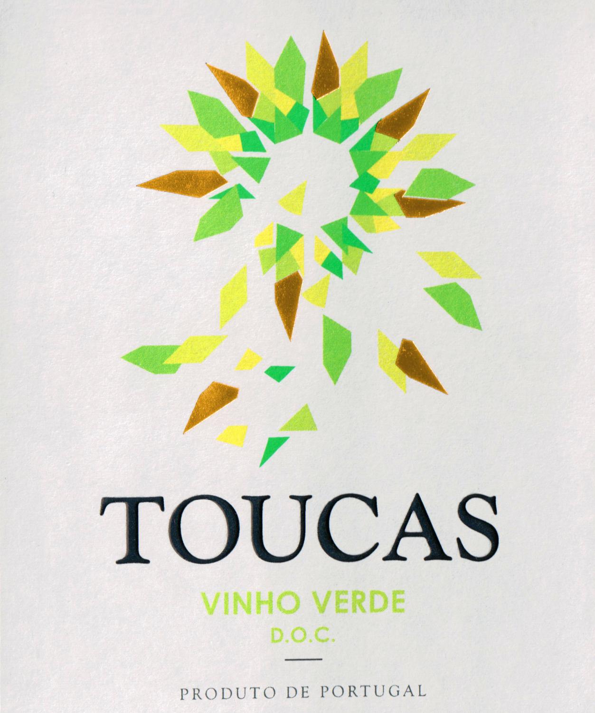 Toucas Vinho Verde 2018