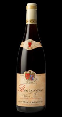 Capitain Gagnerot Bourgogne Rouge 2017