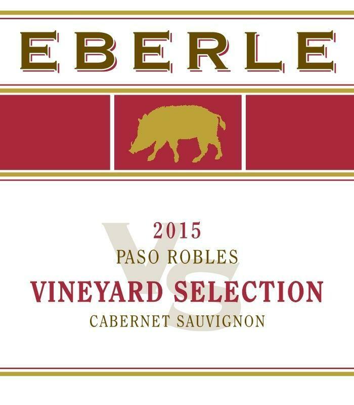 2017 Eberle Vineyard Select Cabernet Sauvignon