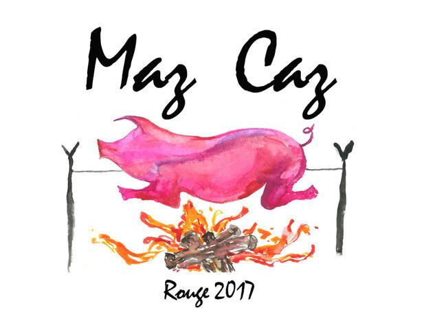 Maz Caz Rouge 2017