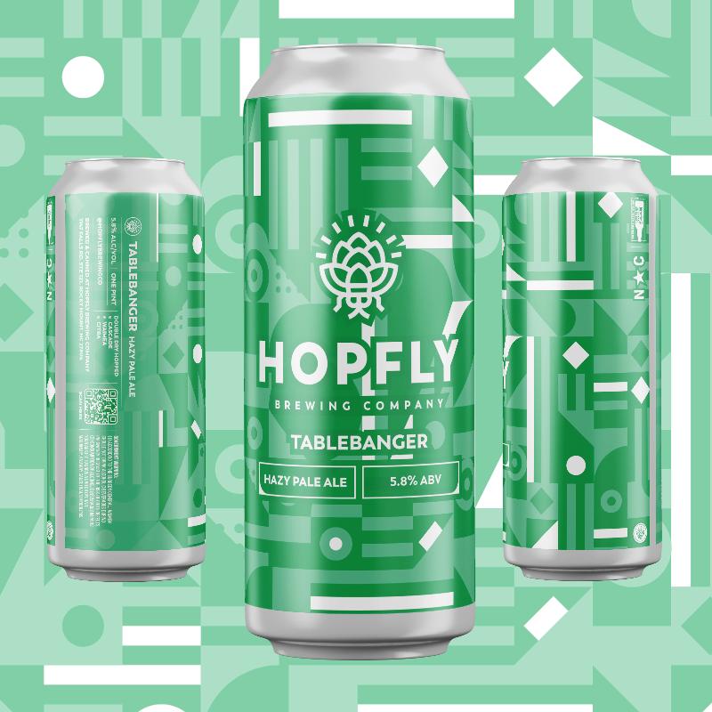 Hopfly Table Banger NE Pale Ale