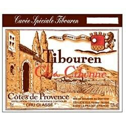 Clos Cibonne Cuvee Speciale Tibouren Rouge 2019