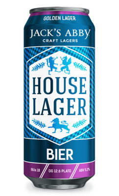 Jack's Abby House Lager Bier