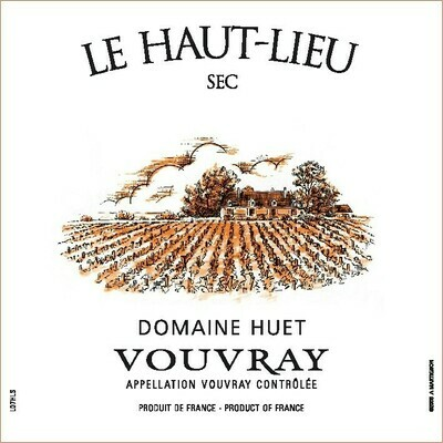 Domaine Huet Vouvray Sec Le Haut Lieu 2019