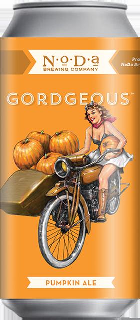 NoDa Gordgeous Pumpkin Ale