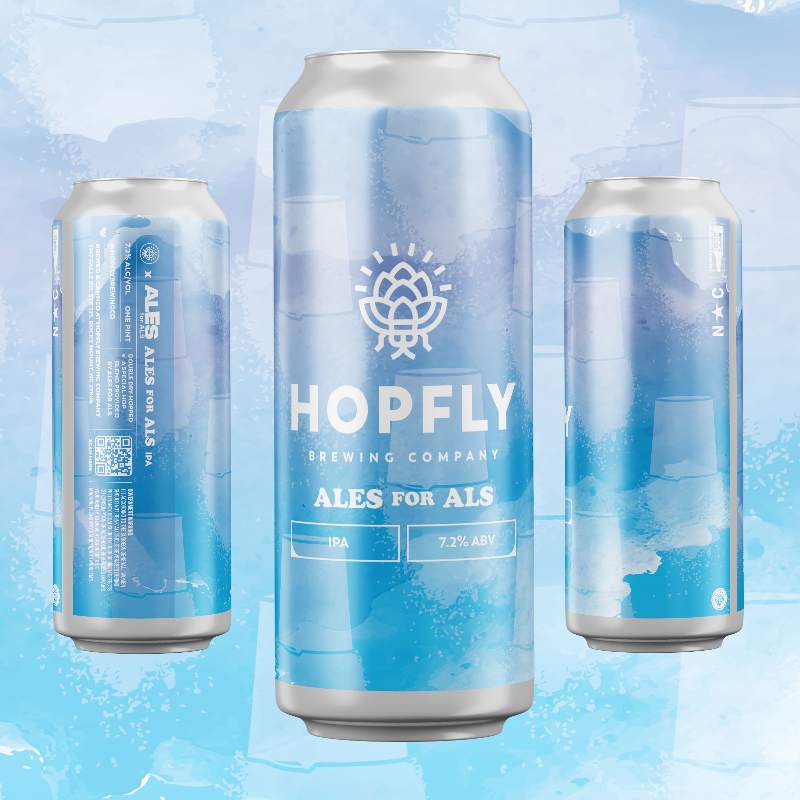 Hopfly Ales for ALS IPA
