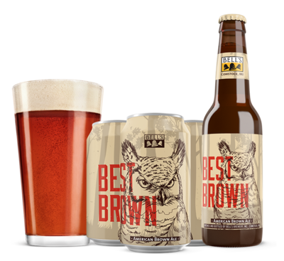 Bells Best Brown Ale 6pk
