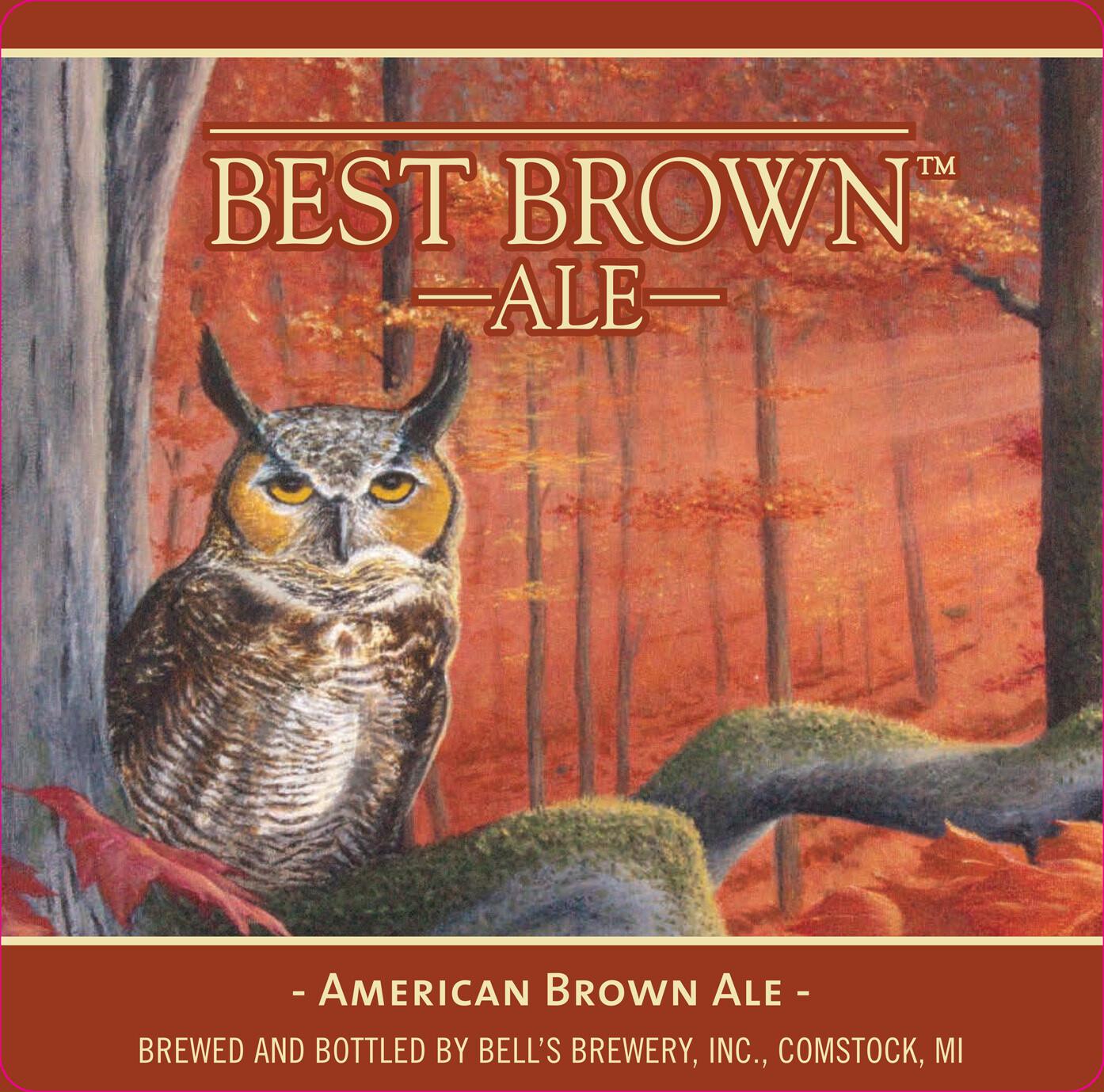 Bells Best Brown 12pk