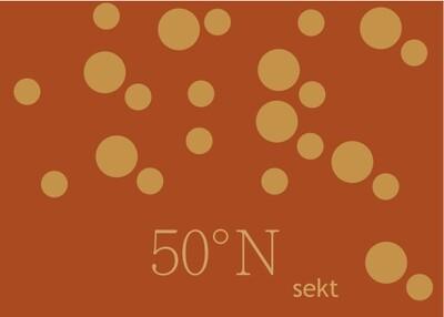 Ohlig Lattitude 50 Sparkling Rose' NV