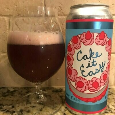 Casita Cake it Easy Cream Ale