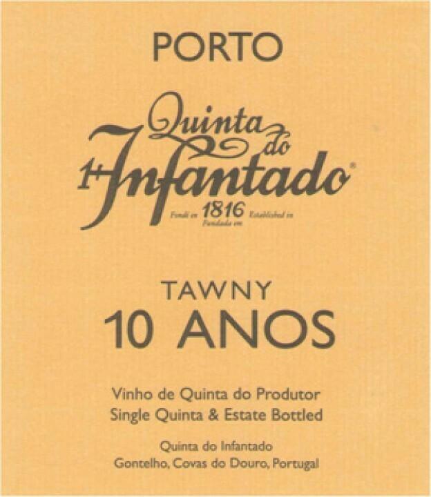 Quinta do Infantado Port 10 Year Tawny .375ml