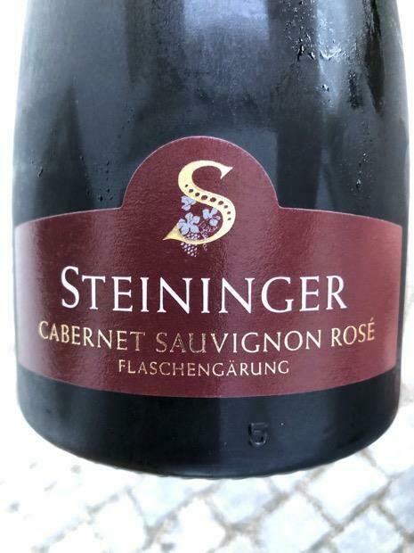 Steininger Cabernet Sauvignon Rose' SEKT 2017