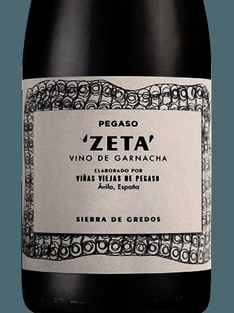 Pegaso Zeta Garnacha Telmo 2017