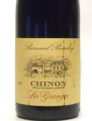 Baudry Les Granges Chinon Rouge 2019