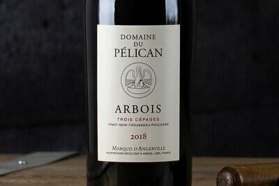 Domaine du Pelican Arbois Trois Cépages 2018