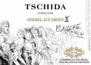 Christian Tschida Himmel Auf Erden II Maischevergoren 2019