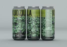 Fonta Flora Brewery Kudzilla Pale Ale