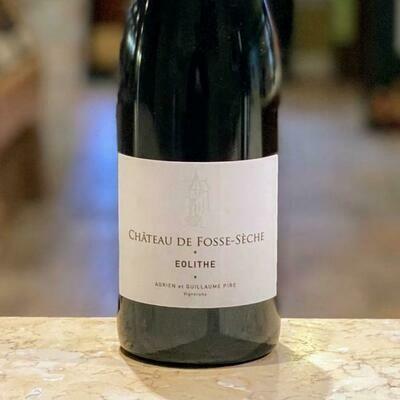 Chateau de Fosse-Seche Eolithe Saumur Rouge 2016