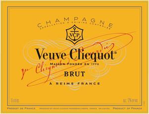 Veuve Clicquot Champagne Brut NV