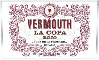 Gonzalez Byass La Copa Rojo Vermouth NV