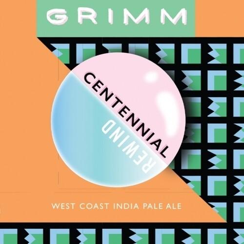Grimm Centennial Rewind WC IPA