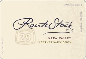 Route Stock Napa Cabernet Sauvignon 2017