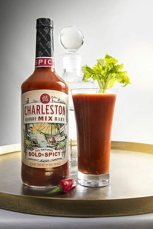 Charleston Bold & Spicy Bloody Mary Mix