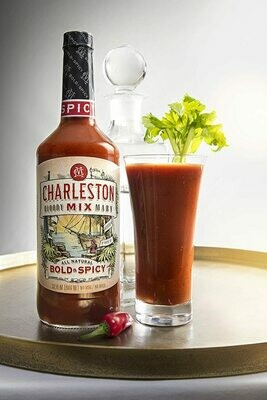 Charleston Bold & Spicy Bloody Mary Mix