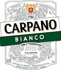 Carpano Vermouth Bianco