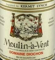 Domaine Diochon Moulin A Vent VV 2019