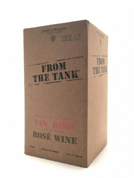 From The Tank Rose' 3L Box