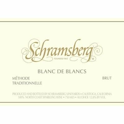 Schramsberg Blanc de Blanc 2016 MAGNUM
