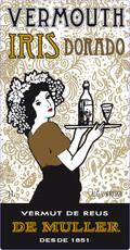 De Muller Iris Vermouth Dorado