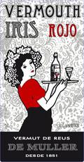 De Muller Iris Vermouth Rojo