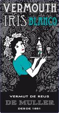 De Muller Iris Vermouth Blanco